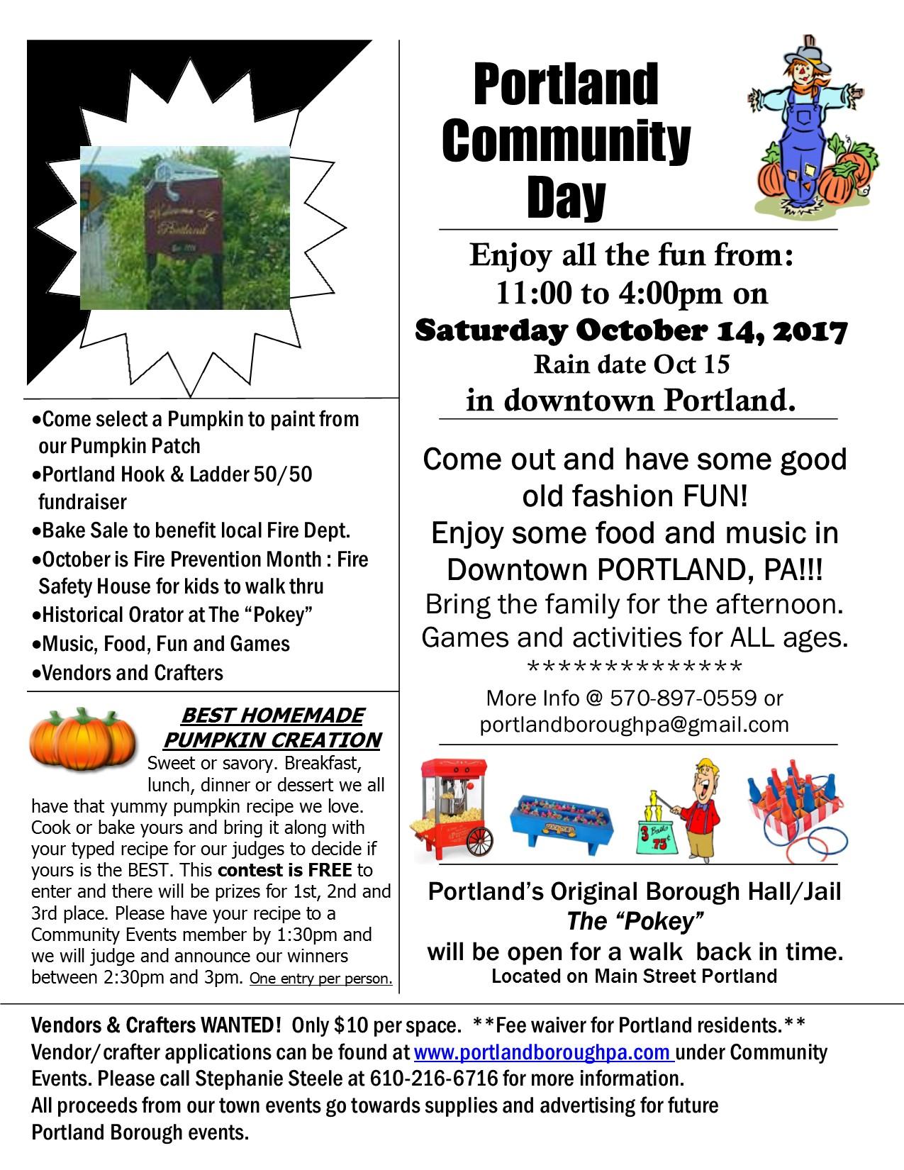 Portland Days 2017