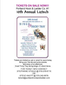 Liztech 2017 flyer